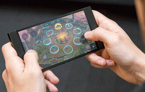 5G boosts cloud games to fully develop Dalongyun to make games easier